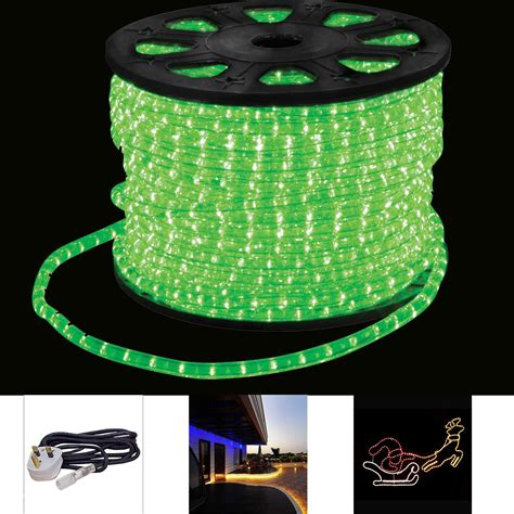 commercial christmas led lights led commercial rope lights ip67 waterproof indoor outdoor ebay