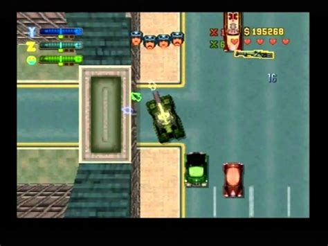 Gta 2 Ps1 Gameplay Grand Theft Auto 2