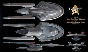 Enterprise Starship Designs