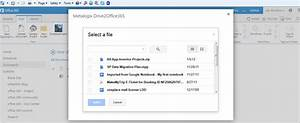office 365 and google dropbox document import user With google documents library