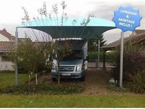 Abri De Toile : abri camping car toile 4 poteaux contact france abris ~ Melissatoandfro.com Idées de Décoration