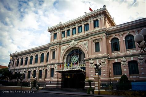 My Impression Of Saigon Central Post Office