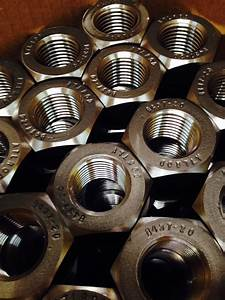 Schedule Chart Metric Fasteners Atlanta Rod Manufacturing Atlanta