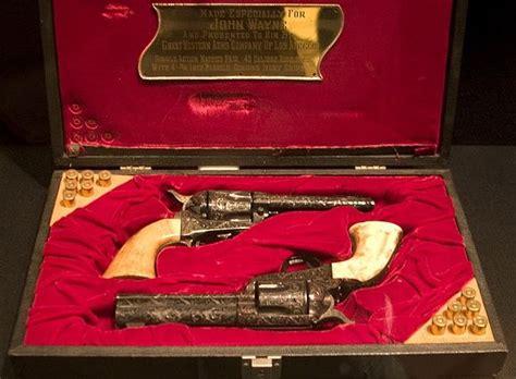 wayne gun from the shootist 1911 the o jays revolvers and guns