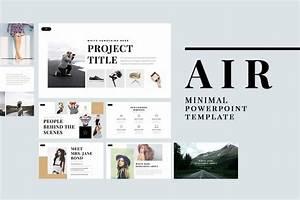 25 best minimal powerpoint templates 2018 design shack for Minimal powerpoint template