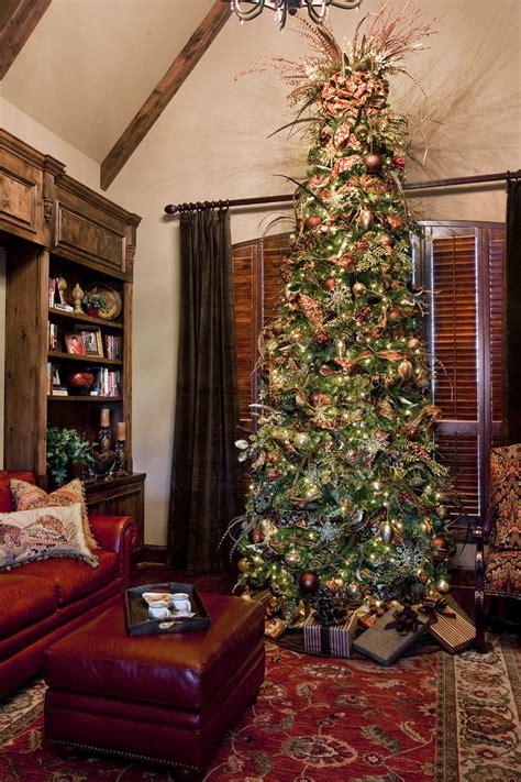create  cozy christmas home  frosty season