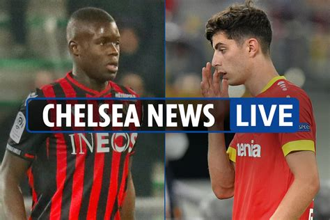 20:00 h Chelsea Transfer News LIVE: Malang Sarr 'DONE DEAL ...