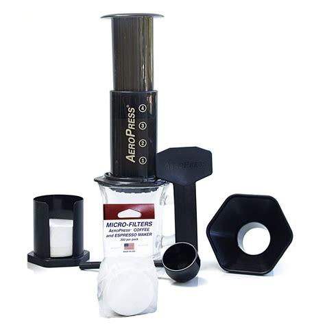 coffee aeropress maker portable espresso aerobie filters micro amazon press bonus battery parts powered accessories attachment popular filter machine diy