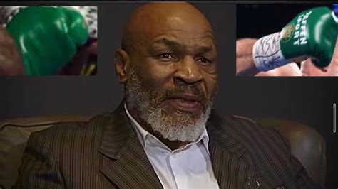 """Tyson TAMPERED both of his Gloves """"Deontay Wilder was NOT ..."""
