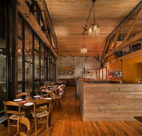 restaurant bar design ideas osteria la spiga restaurant by graham baba architects Rustic