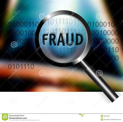 le loupe de bureau recherche de fraude d 39 orientation de concept de garantie