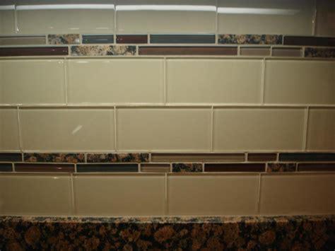 tile borders for kitchen backsplash glass 3x6 kitchen tile backsplash with two granite and