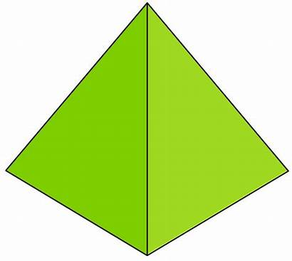 Pyramid Solid Geometry Clipart Rectangular Prism Shapes
