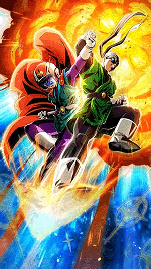 blazing love  burning justice great saiyaman