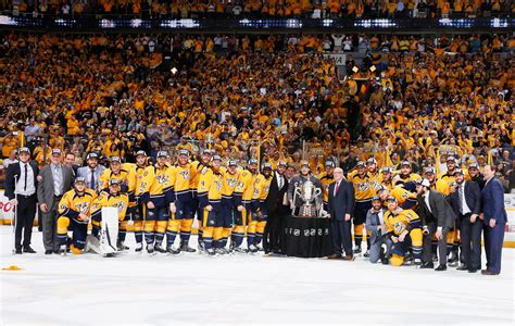 Nashville Predators Picture by Nashville Predators Big Questions Predators Fans Are