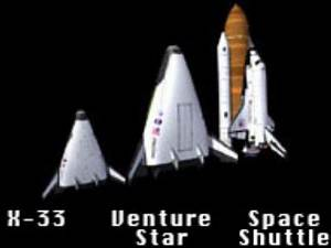 NASA Venture Star - Pics about space