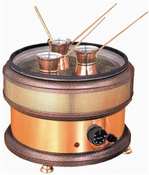 Cheap coffee makers, buy quality home appliances directly from china suppliers:turkish sand coffee machine, copper sand brewer machine, turkish coffee machine, coffee on sand, copper pot, turkish coffee pot enjoy free shipping worldwide! Greek coffee, a healthy coffee | HubPages