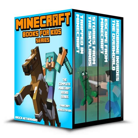 Free Minecraft Kids Books