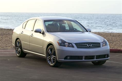 Infinit M35 Review by 2006 Infiniti M35 Review Top Speed