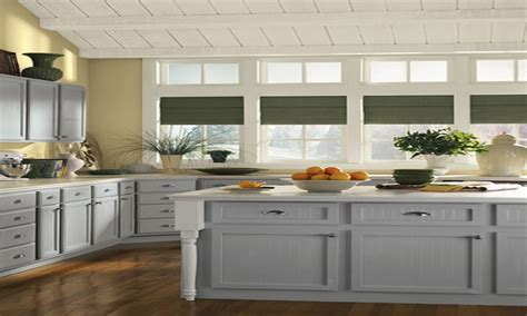 kitchens with gray color scheme benjamin moore gray