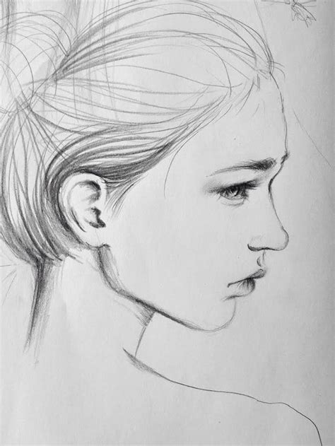 behance daily sketch  amanda mocci sketches art