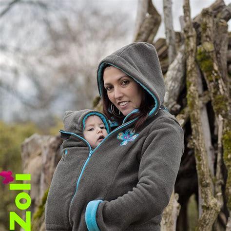 manteau pour porte bebe manteau de portage et de grossesse avec capuche bb taupe turquoise zoli