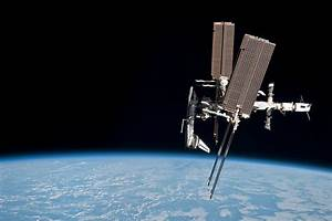 NASA - The International Space Station and the Docked ...