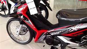 Honda New Supra X 125 F1