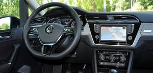 Volkswagen Touran Confortline Business : volkswagen touran sans surprise et sans souci ~ Gottalentnigeria.com Avis de Voitures