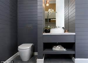 how the block apartments really stack up daily mail online With skirting boards in bathrooms