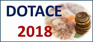 Dotace 2018