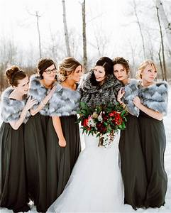 Winter Wedding Images - Wedding Dress, Decoration And Refrence