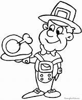 Coloring Thanksgiving Preschool Pilgrim Printable Kobold Haehnchen Dinner Comics Feast Holiday Ausmalbilder Pilgrims Popular Malvorlage Coloringhome Ausmalbild Printing Jeffersonclan Weitere sketch template