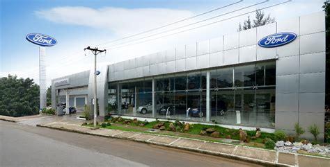 Ford Celebrates Grand Opening Of Myanmar Dealership