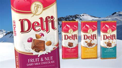 Delfi Chocolate on Behance