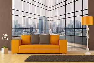 Mur Trompe L Oeil : top 10 des trompe l 39 oeil papier peint tapisserie ~ Melissatoandfro.com Idées de Décoration