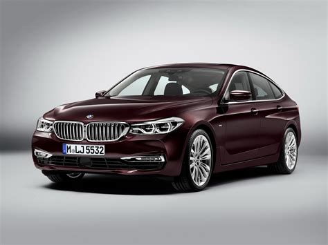 what is a bmw leaked this is the new bmw 6 series gran turismo