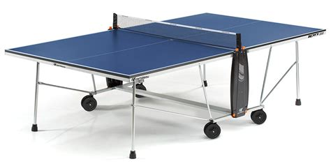 table ping pong cornilleau sport 100 interieur indoor loisir