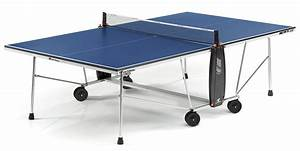 Table Ping Pong Cornilleau Sport 100 Interieur Indoor Loisir