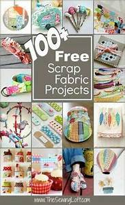 25 More Things to do with Fabric Scraps | What to do ...