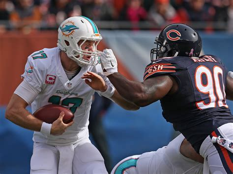 chicago bears defensive  bears backer