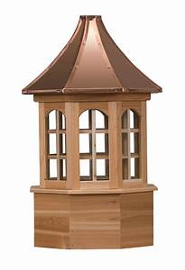 salisbury sales series perfect for the gazebo barn With copper cupolas for sale