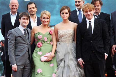 Rowling Oscar Renta Harry Potter The