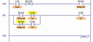 Plc Program To Implement T Flip Flop