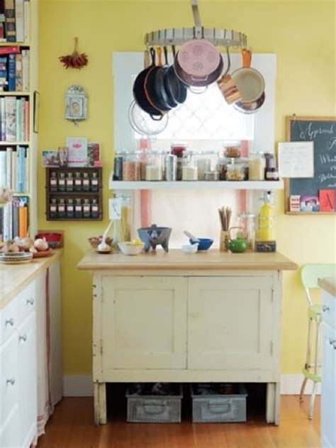 Tiny Kitchen Storage Inspiration  Tiny House Pins