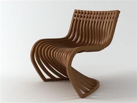 Pantosh Chair 3d Model