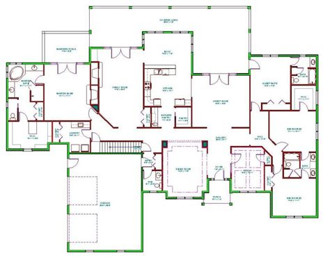 house plans 6 bedrooms 6 bedroom ranch house plans 100 6 bedroom house