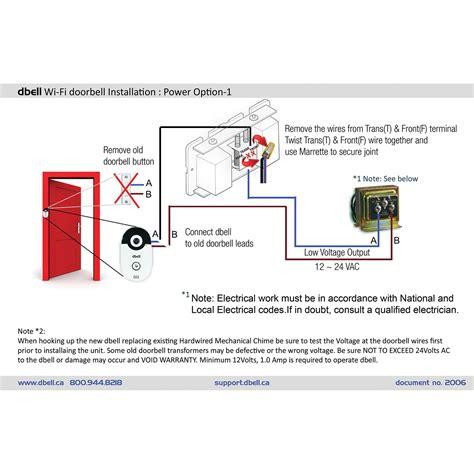 doorbell transformer wiring diagram testing wiring www k