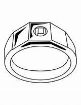Coloring Ring Jewelry Pages Para Colorear Anillo Designlooter Coloringpages101 08kb 792px Kerra Drawings Source sketch template