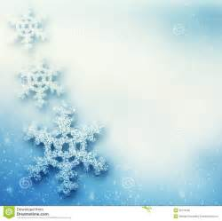 winter background with big snowflakes royalty free stock images image 35173169